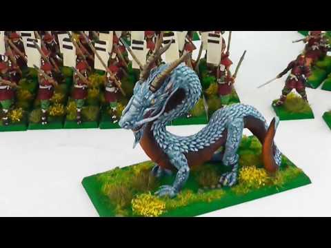 Projekt Update - Kensei / Zenit Miniatures - Fantasy Battles: 9th Age Cathay - Phantasos Studio