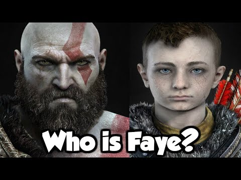 Who is Atreus' Mother? - Exploring the Mythology Behind God of War 4 (SPOILERS)