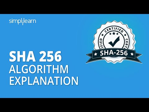 A Definitive Guide to Learn the SHA 256 Algorithm