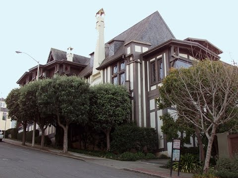 Here3 - San Francisco Houses of Architect Bernard Maybeck