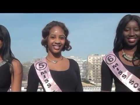 Election Miss Soninké France 2015 - YouTube