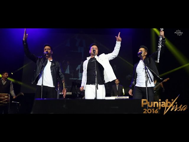 Muthian Vich | Punjabi Virsa 2016 Abbotsford | New Song