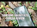 Samsung Galaxy A20 Camera Review