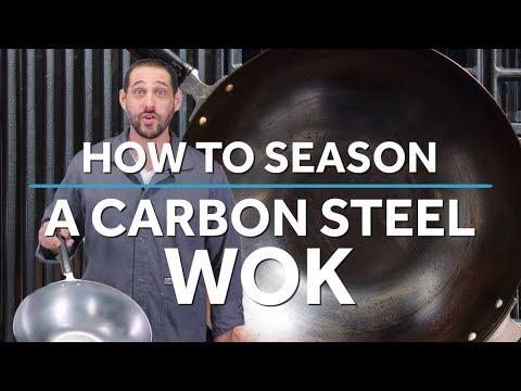 How to Season a Wok | Serious Eats