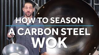How to Season a Wok | Serious Eats