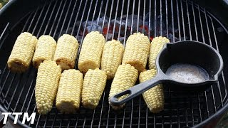 The Best BBQ Corn I