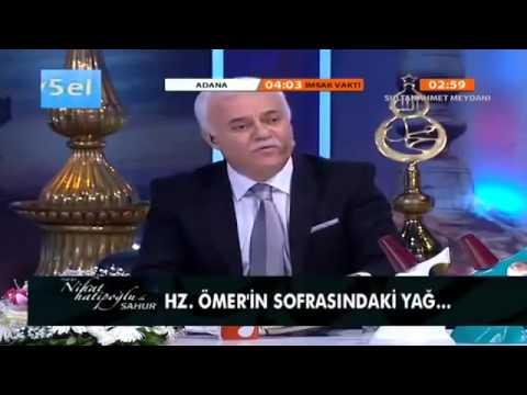 Nihat Hatipoğlu ile Sahur - Hz Ömer'in Hayatını anlatıyor - 2013