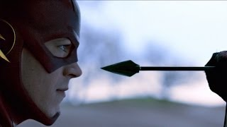 The Flash - Teaser - Arrow Meets The Flash Mp3