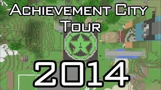 Achievement Hunter Presents: Achievement City Tour 2014