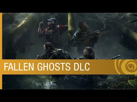 Tom Clancy's Ghost Recon Wildlands: Fallen Ghosts DLC - Expansion 2 | Trailer | Ubisoft [US]