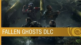 Tom Clancy's Ghost Recon Wildlands Trailer: Fallen Ghosts DLC - Expansion 2 [US]