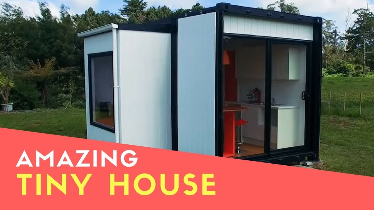 Download Beautiful 20ft Shipping Container Home - The Pod-Tainer