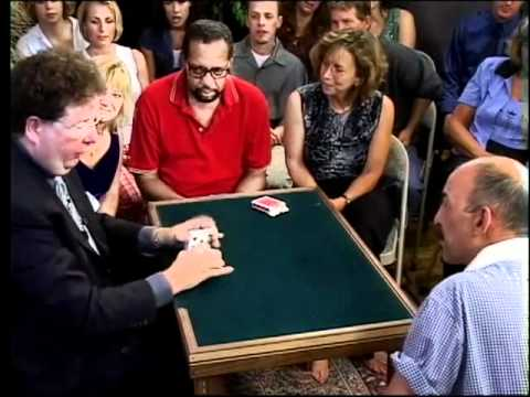 Another Hilarious Card Trick By Bill Malone