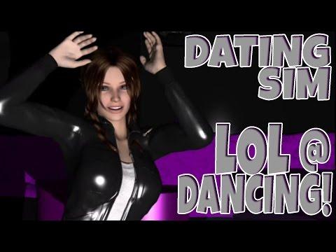 LOL @ DANCING - Dating Sim - Jennifer
