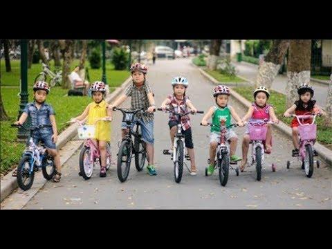 [Góc nhìn người tiêu dùng] Xe đạp Totem Sự lựa chọn hàng đầu cho bé