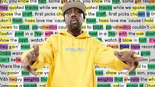 Wu-Tang Clan - Iron Flag | Inspectah Deck's Verse | Rhymes Highlighted