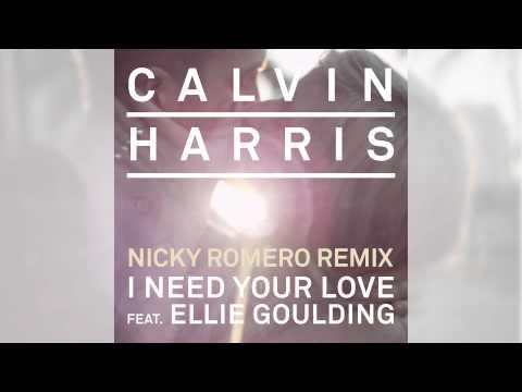 Calvin Harris - I Need Your Love Ft. Ellie Goulding (Nicky Romero Remix)