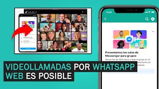 VIDEOLLAMADA WHATSAPP WEB: Como hacer videollamada por whatsapp web