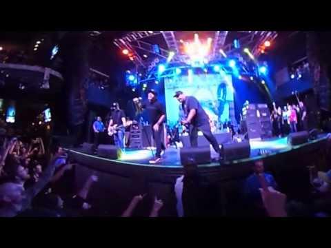 Pennywise   F*** Authority 360 video at HoB's Las Vegas 19 Nov 2016 using Theta S