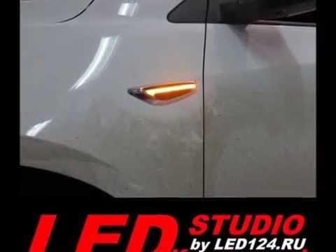 CHEVROLET CRUZE LED
