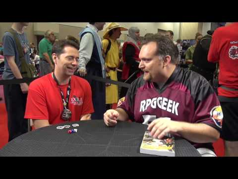 Hollow Earth Expedition - Gen Con 2013