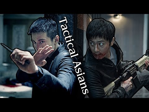 Top 10 'Tactical' Asian Action Movies