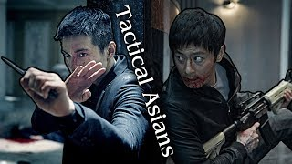 Top 10 39Tactical39 Asian Action Movies