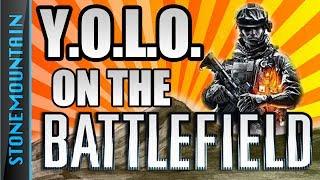 """FALL IN LINE!! """"YOLO On The Battlefield"""" [23]"""