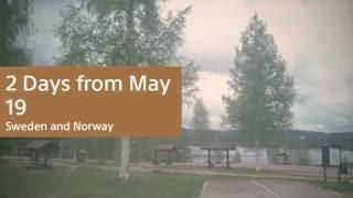 Шведский лесной автобан и удивительная выгрузка ВПЕРЕДИ ВЫХОДНЫЕЕЕЕЕ