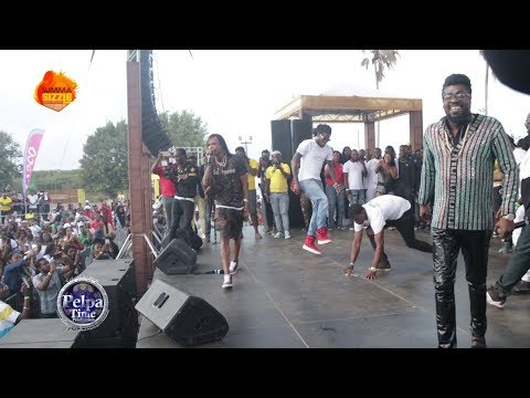 Tommy Lee , Aidonia , KONSHENS , Jah Vinci and Beenie Man Performance AT Summa Sizzle 2018