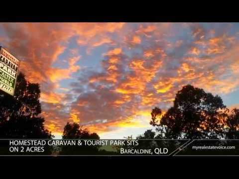 Caravan Park + Holiday Units with Servo Business for Sale - Barcaldine, QLD