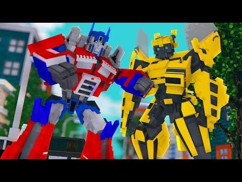 Minecraft: TRANSFORMERS - TORRE ‹‹ P3DRU ››