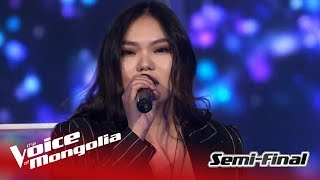 "Ariunjargal - ""Dancing on my own"" 