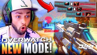 OVERWATCH NOOB tries FFA for the FIRST TIME...!