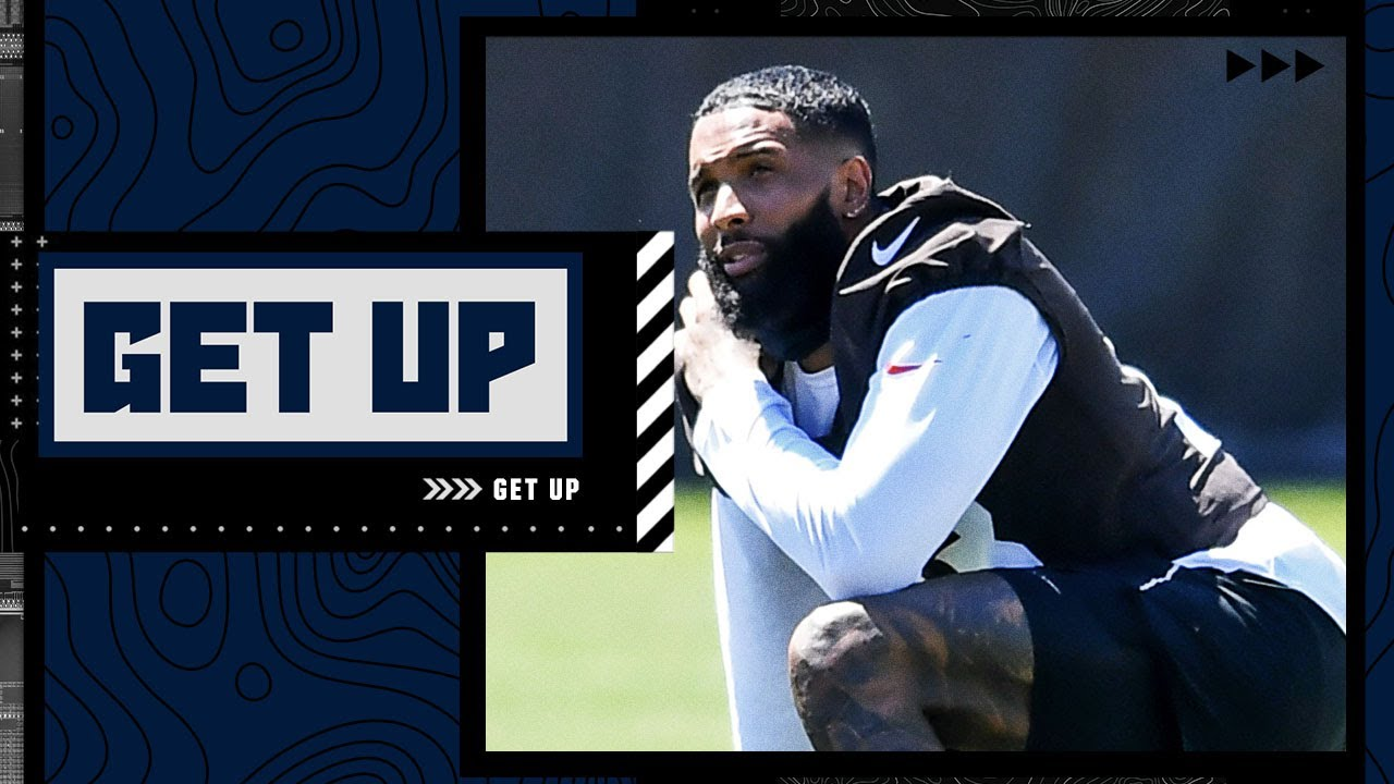Can Odell Beckham Jr. make the Browns a contender in the AFC? | Get Up