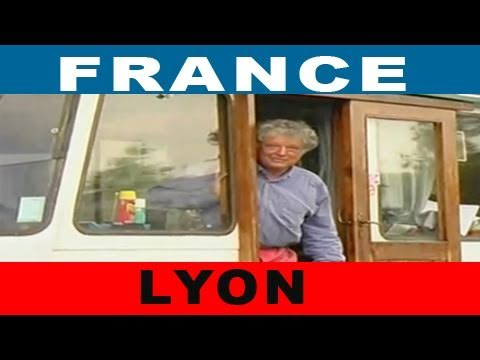 BARGING THROUGH FRANCE PT 11 -  LYON