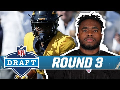 Pittsburgh Steelers select Diontae Johnson at No. 66 | NFL Draft