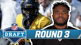 Pittsburgh Steelers select Diontae Johnson at No. 66   NFL Draft