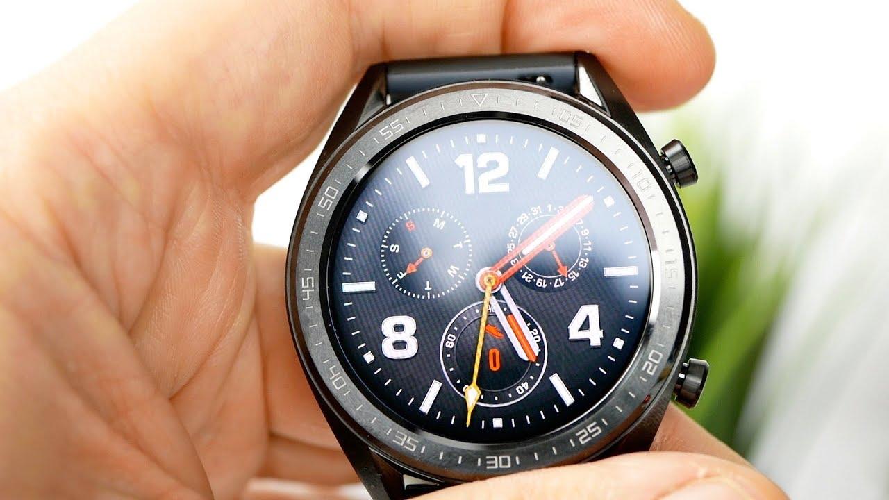 Huawei Watch GT - unboxing