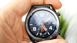 Huawei Watch GT - unboxing