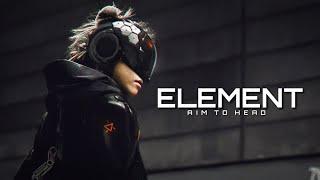 [FREE] Dark Cyberpunk / Midtempo / Industrial Type Beat 'ELEMENT'   Background Music