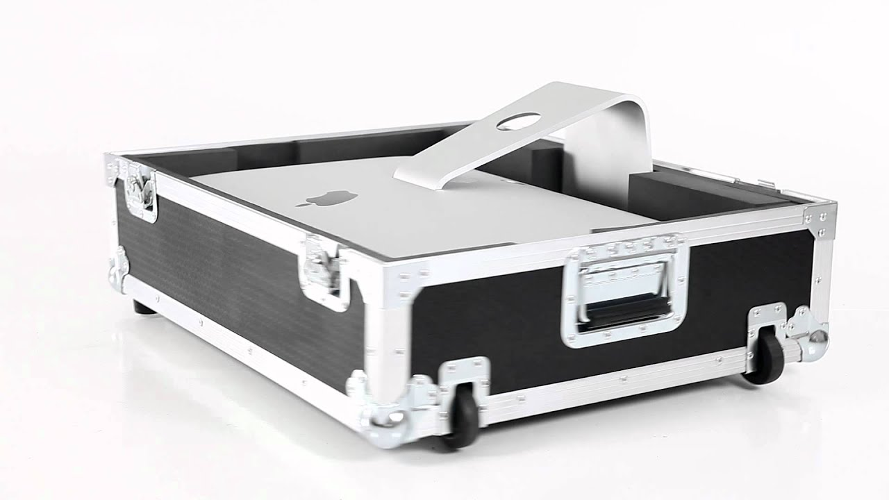 best loved d6923 86e43 iMac Flight Case - Carry Case - Luggage