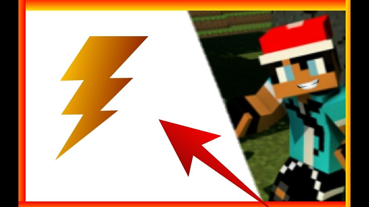 Minecraft Skin: Como Fazer o Simbolo do Flash na sua Skin de