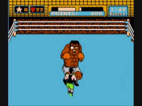 Punch - Out!! (NES/Famicom) Gameplay Part 4 (World Circuit 2/3)