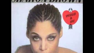 Sharon Brown-I Specialize In Love[HQ]