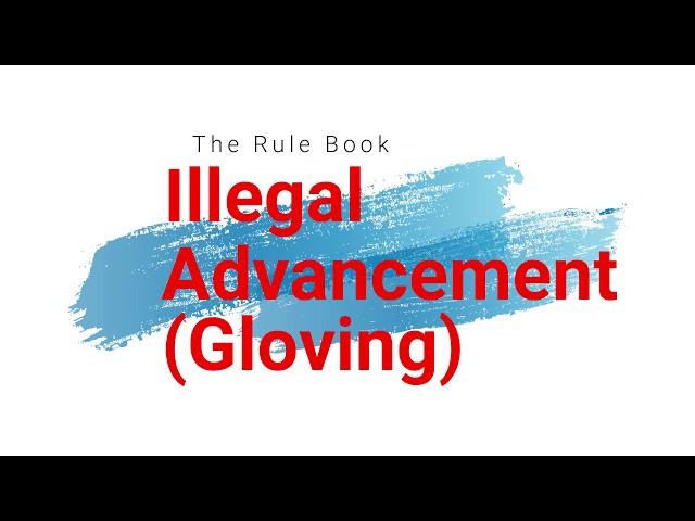Illegal Advancement