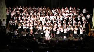 TRA 6th - 8th Combined Chorus - Old Time Rock and Roll - arr Kirby Shaw