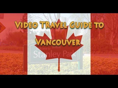 Video Guide to Queen Elizabeth Park, Vancouver Aquarium, English Bay Stanley Park | Vancouver Canada