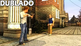 "Bully Scholarship Edition (Dublado) em Português-BR ""The Setup"" (Gameplay Dublado) - (MD)"