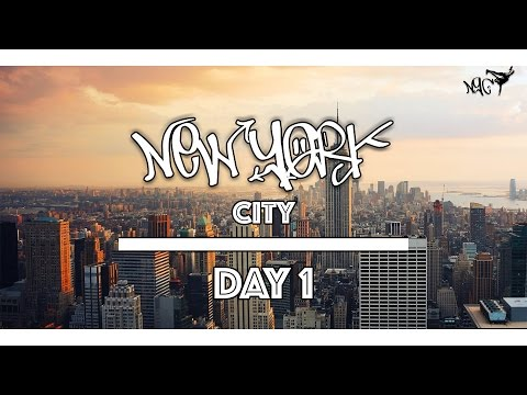 Un italiano in America - NEW YORK CITY - Vlog 1